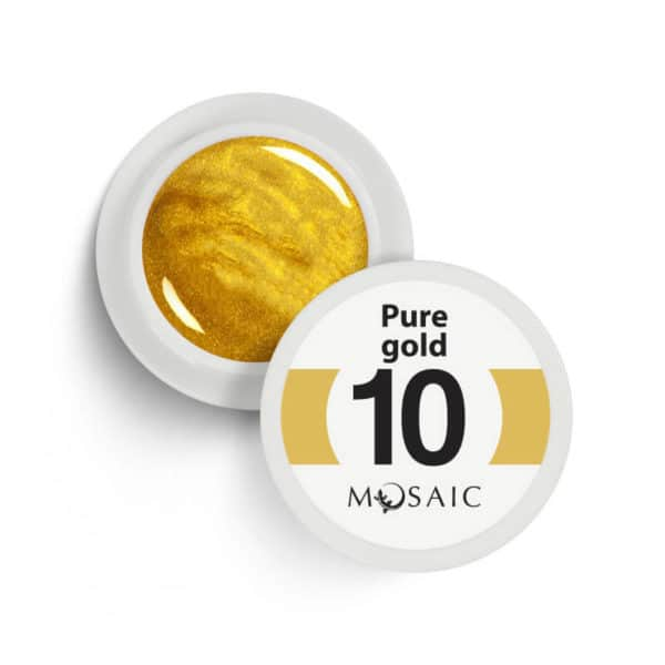 10 - Pure Gold 1