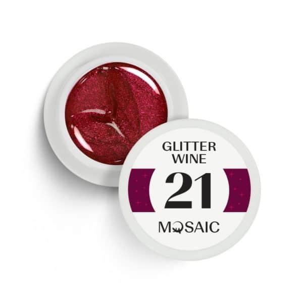 21 - Glitter Wine 1