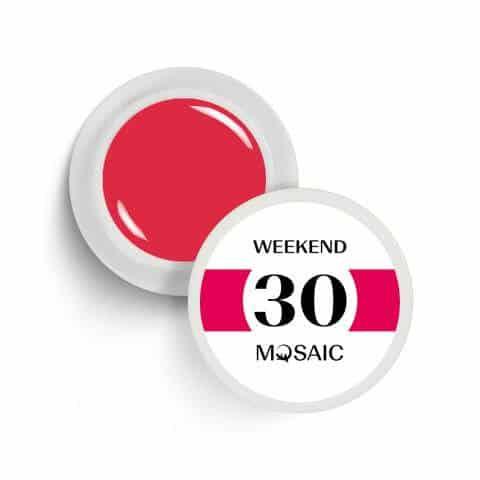 30 - Weekend 1