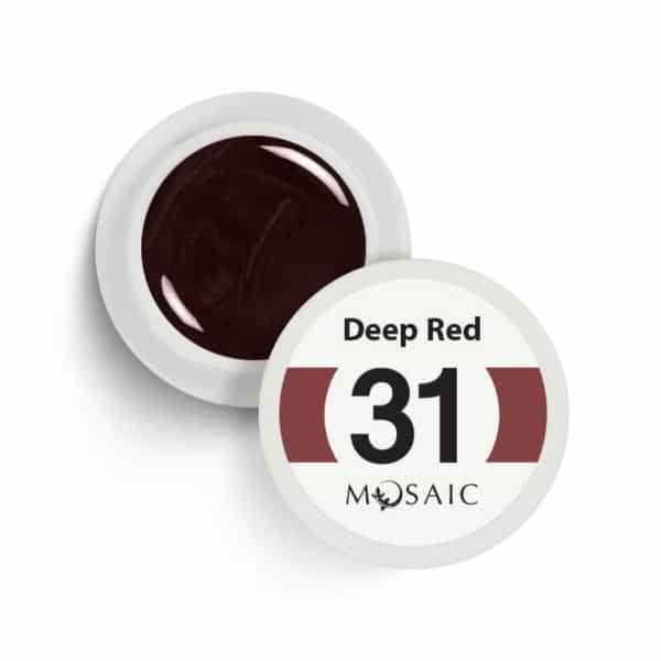 31 - Deep Red 1