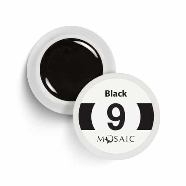 9 - Black 1