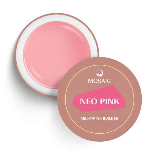 Mosaic Neo Pink Builder Gel 1