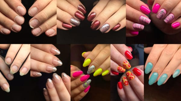 Enhanced Basic Manicure + Perfect Colour Application Class 1
