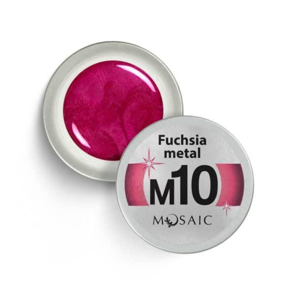 M10 - Fuchsia Metal 1