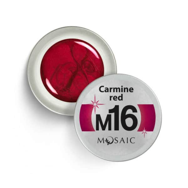 M16 - Carmine Red 1