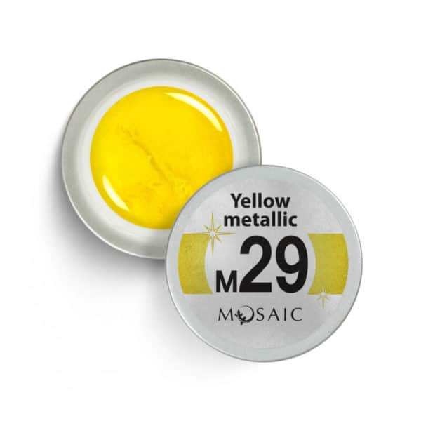 M29 - Yellow Metallic 1