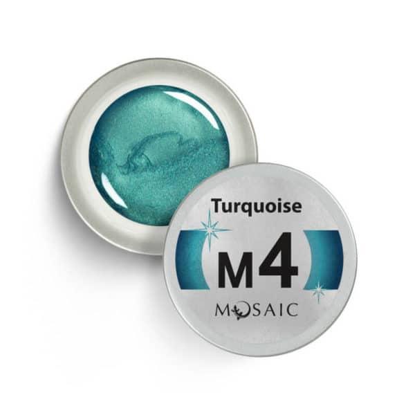 M4 - Turquoise 1