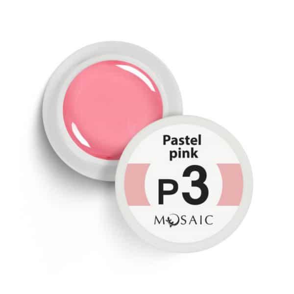 P3 Pastel Pink 1