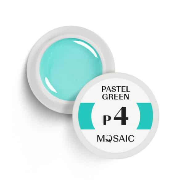 P4 Pastel Green 1