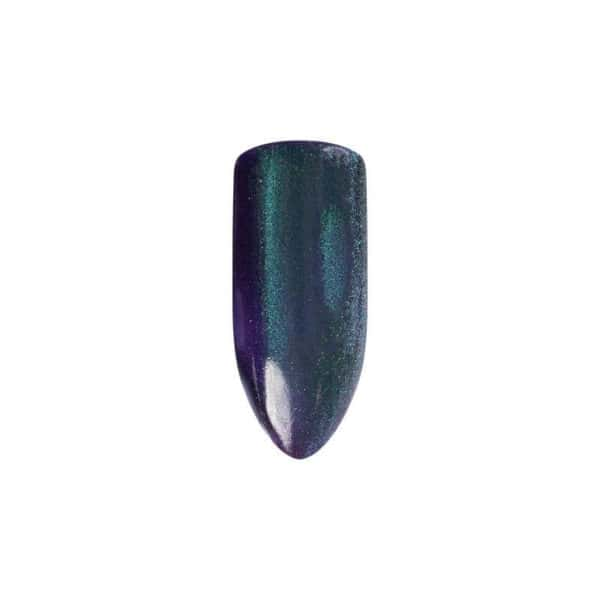 Mosaic Gravity Top Gel - Green 2