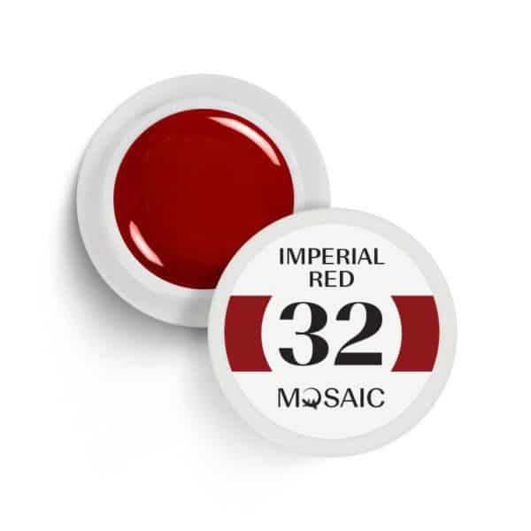 32 - Imperial Red 1