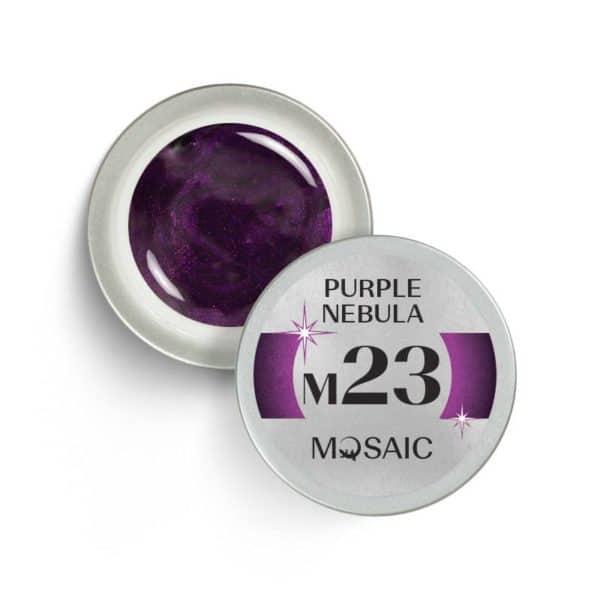 M23 - Purple Nebula 1