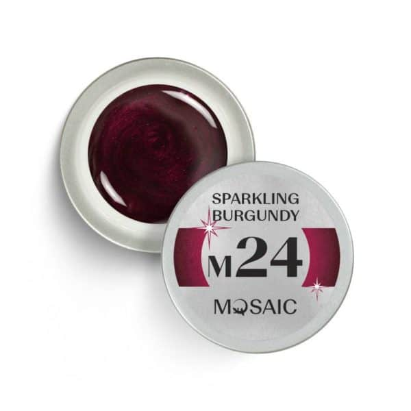 M24 - Sparkling Burgundy 1