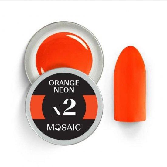 N2 Orange Neon 1