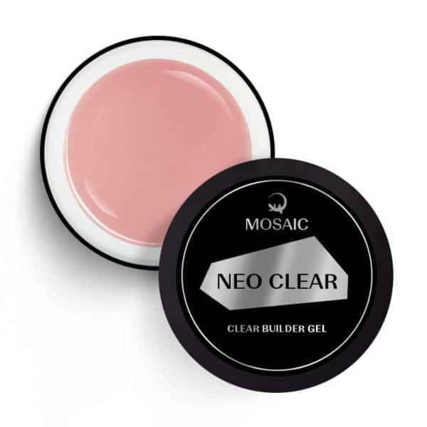 Mosaic Neo Clear Builder Gel 1