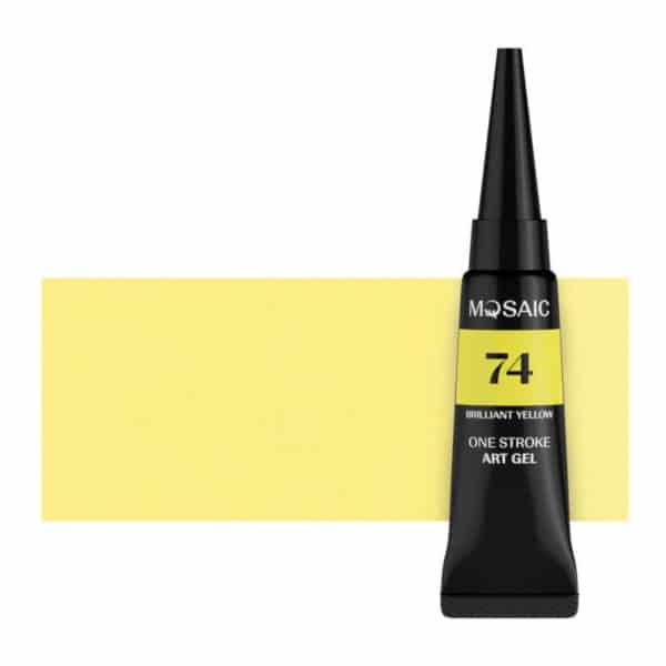 74 - Brilliant Yellow 1