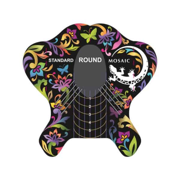Mosaic Standard (Round) Forms - 100 1