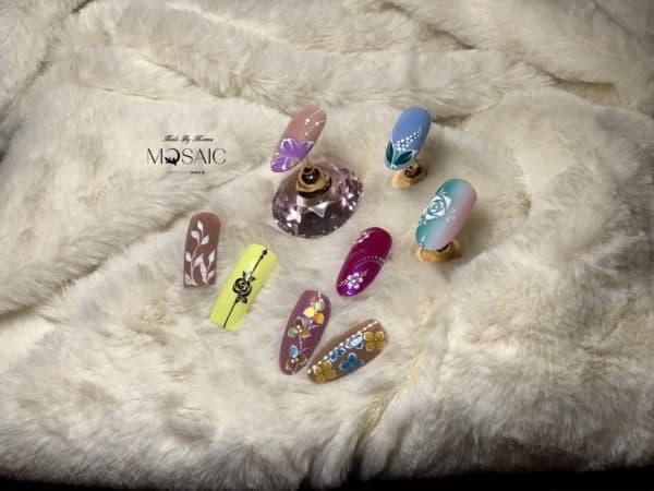 Spring Nail Art Class 1