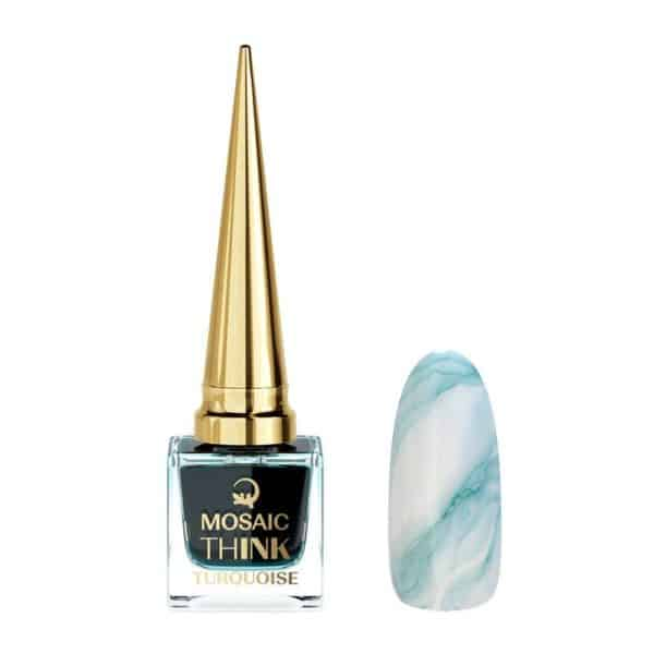 Mosaic ThINK - Turquoise 1