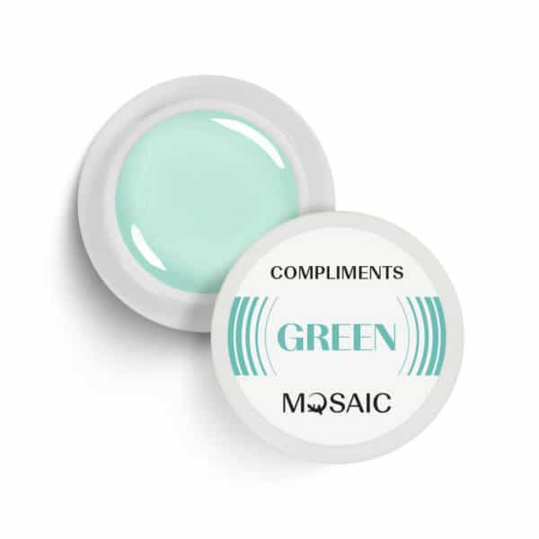 Compliments Green 1