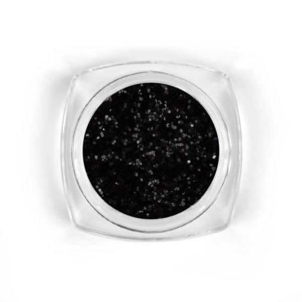 Snow Glitter - Black 1