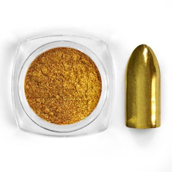 Gold Mirror 1
