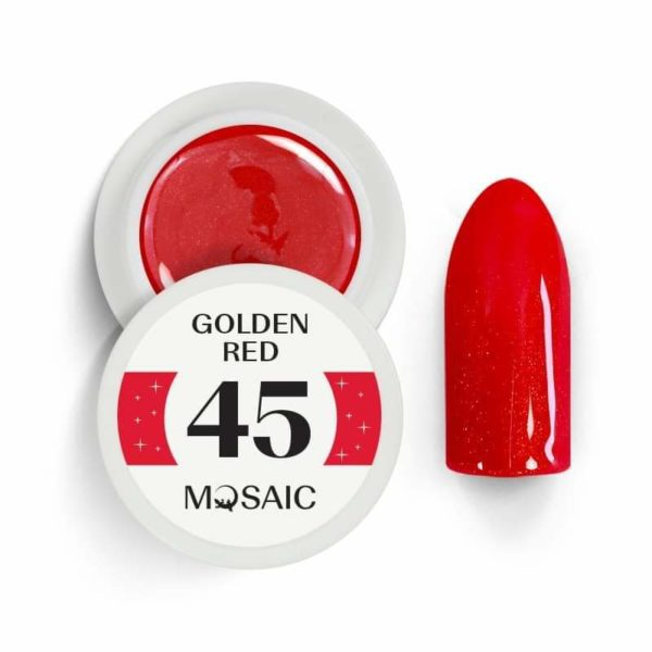 45 - Golden Red 1