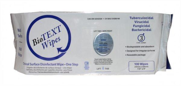 BioTEXT Wipes 1