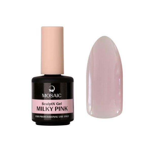 SculptX Milky Pink 1