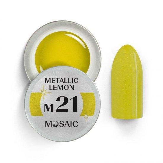 M21 Metallic Lemon 1