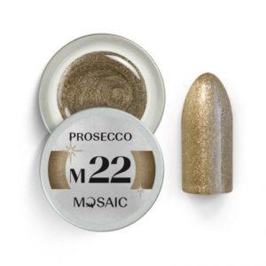 Mosaic Metallic Gel Paints