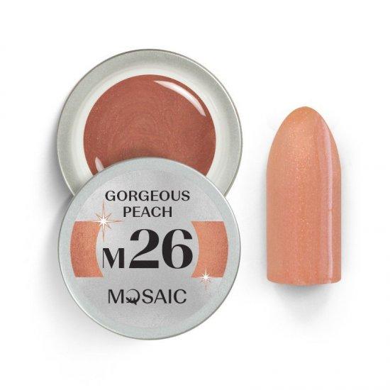 M26 Gorgeous Peach 1