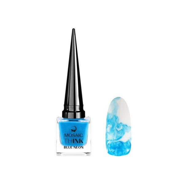 ThINK Blue neon 1