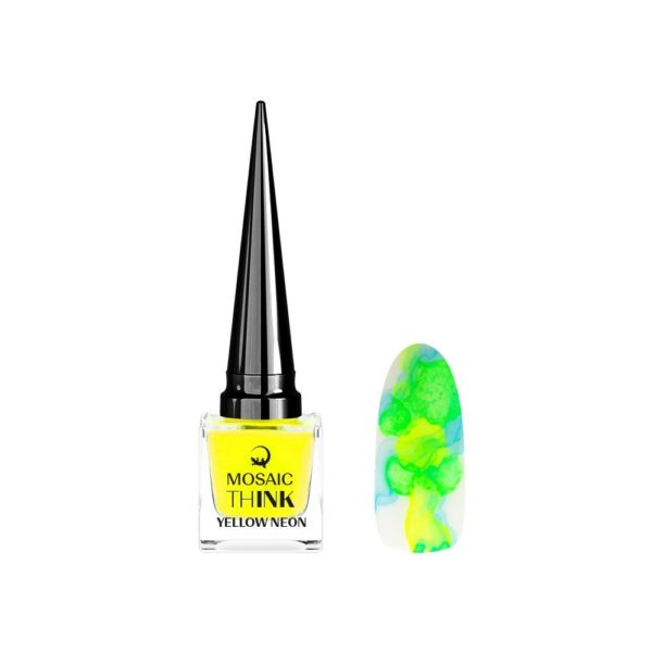 ThINK Yellow neon 1