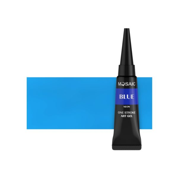 Blue Neon 1