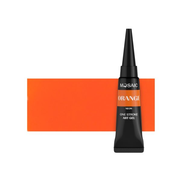 Orange Neon 1