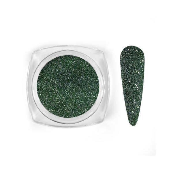 Green Sparkle 1