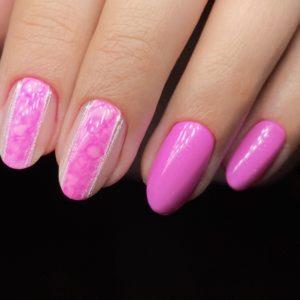 Enhanced Basic Manicure + Perfect Colour Application Class 18