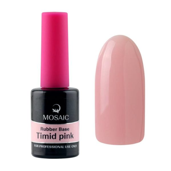Timid Pink 1